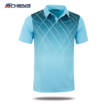 custom sublimation polo shirts wholesale china /mens polo shirts