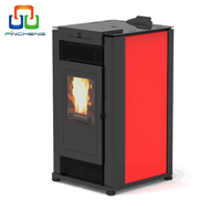 Air Circulation European pellet stove /whole pellet stove