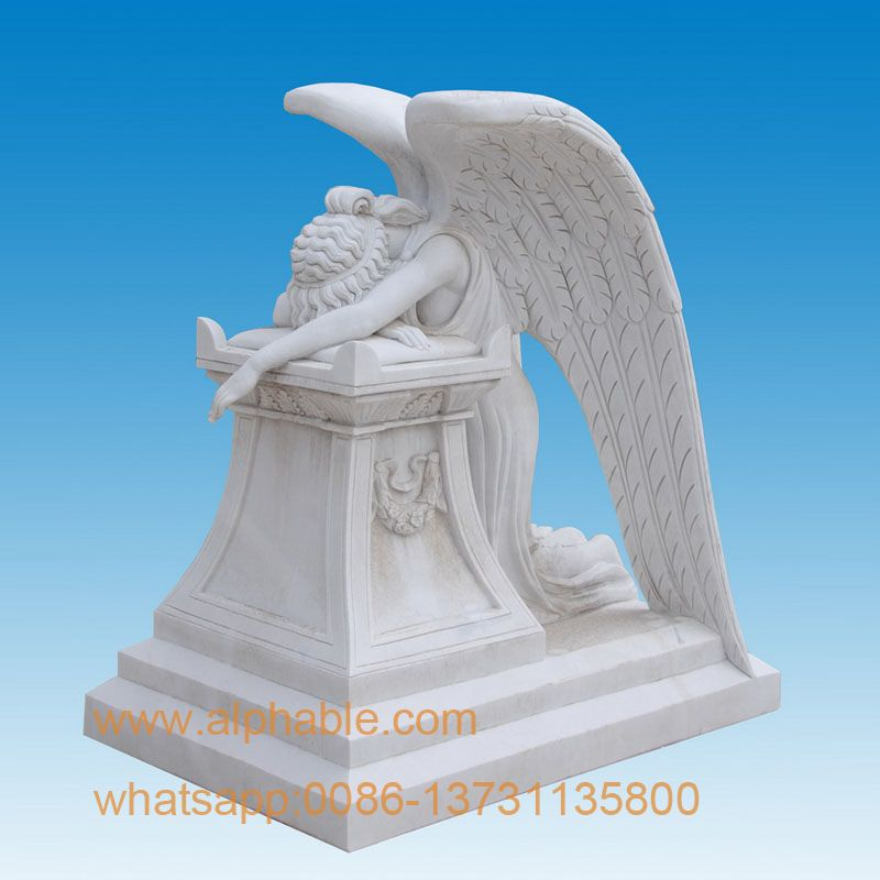 Attractive Life Size Weeping Angel Garden Statue, Life Size Weeping Angel Garden Statue  Suppliers And Manufacturers At Alibaba.com
