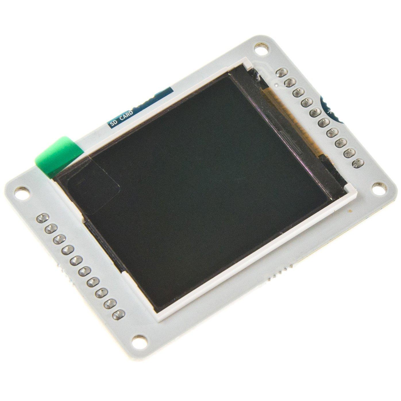 Buy Angelelec DIY Open Source TFT Display, Arduino 1 77 Inch TFT