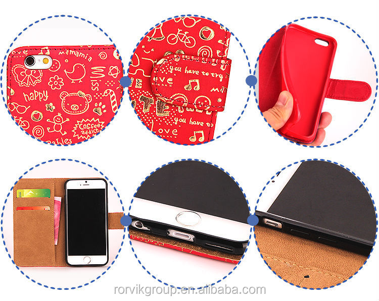 wallet mobile phone cover hot selling products for apple,with card slot leather case