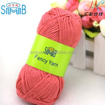 Hb3422 торговля натурального волокна пряжи фабрика популярные