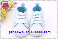 Wholesale baby canvas sports shoes