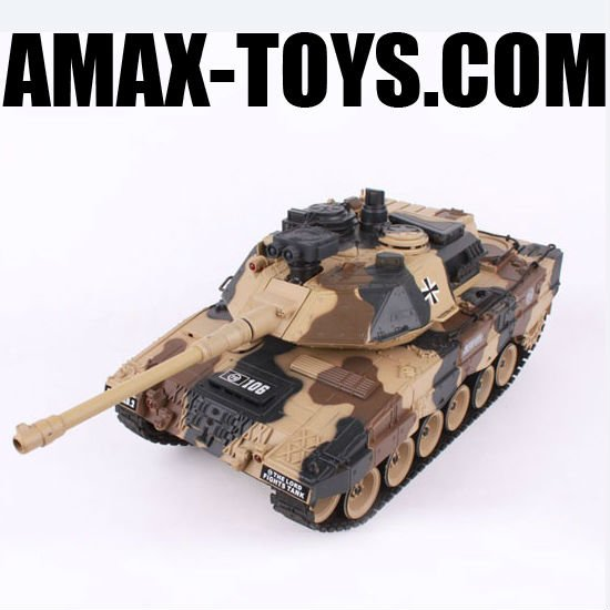rb-5750112 1:20 RC Battle Tank German Leopard 2