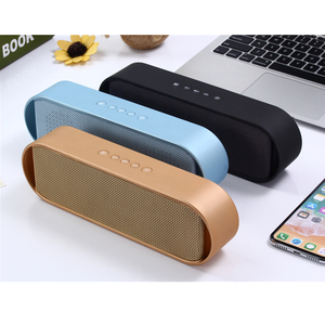 DANIU Brand 6W WSA-8623 NEW fabric HiFi BT speaker Private model Multifunctional mini speaker Desktop speaker FM radio Send now