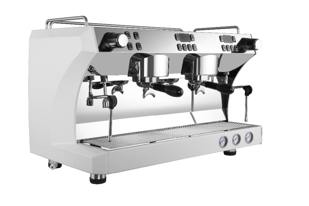 Double Groups Commercial Espresso Coffee Machine - Buy ...