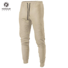 Großhandel Einzigartige Benutzerdefinierte Outdoor Casual Slim Fit Schmale Bein Mode Bleistift Jogger Training Gym Sweat Trainingsanzug Hosen für Mann