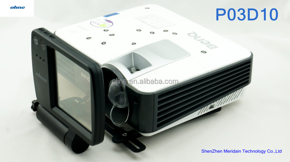 3D active shutter to 3d polarization modulator for digital cinema----P03D-10