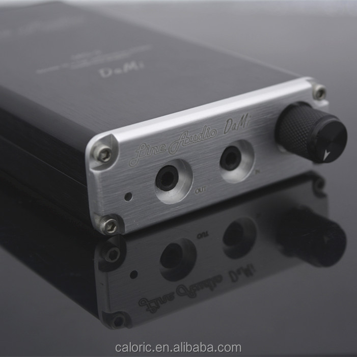 Class A USB Headphone Amplifier Mini AMP