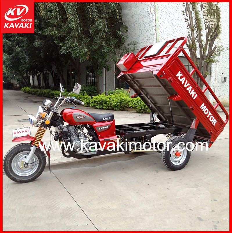 150cc Engine Three Wheel Motorcycle & Bajaj & Tuk Tuk Made in China