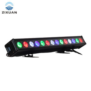 guangzhou supplier DJ high brightness led wash wall 18*10W 4 in 1 light rgbw stage light mixer