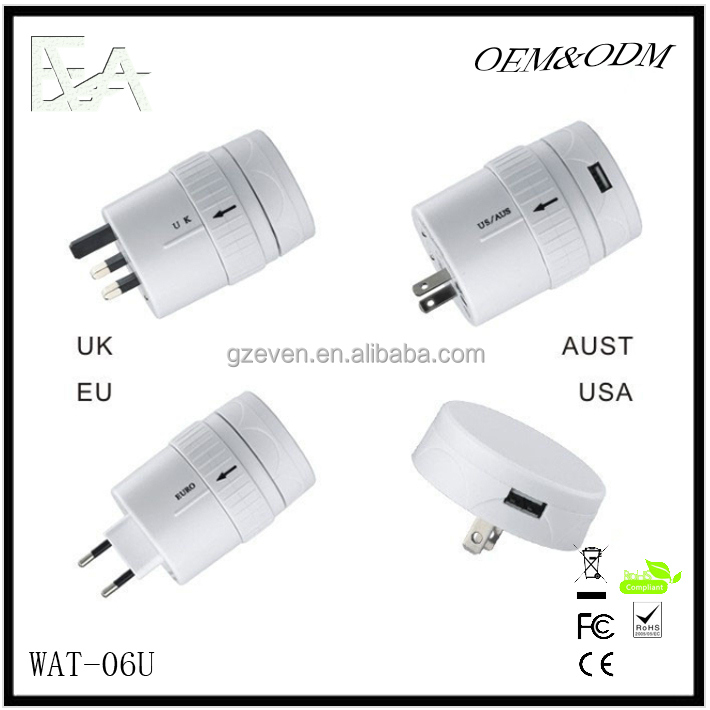 New Products 2015 Twin Socket,Japan,Thailand,Canada,Usa Plug To ...