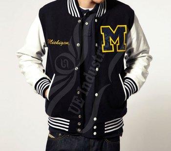 Uei-vj-3545 Bomber Jacket,Baseball Jacket,School Varsity Jacket ...