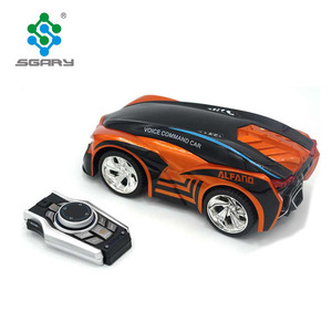 New arrival hottest toy Voice command car Smart Watch Voice-Activated Remote Control Car wholesale with light