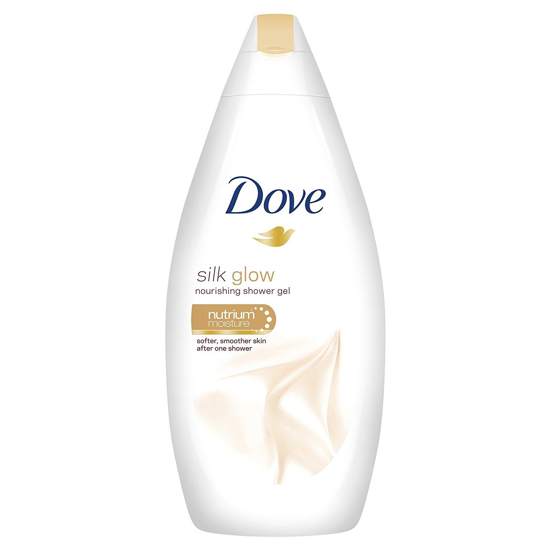 Dove Silk Body Wash 500ml