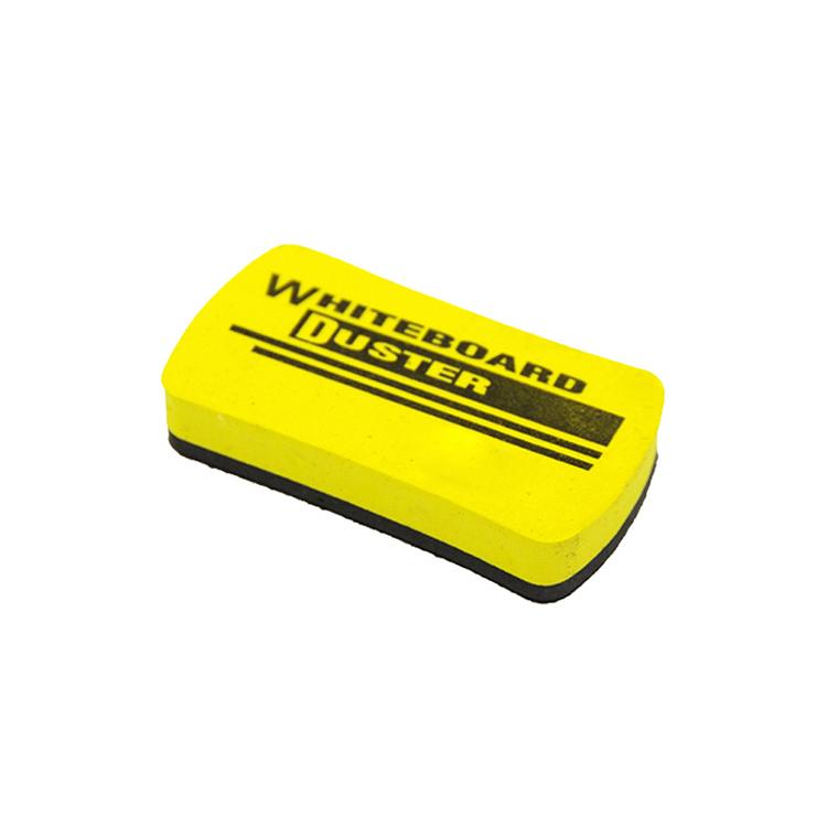 2019 cheap EVA custom sponge felt dry erase cleaner chalkboard duster boho magnetic whiteboard eraser