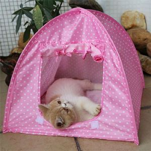 hot sell 210 t warming winter nest bed pet tent