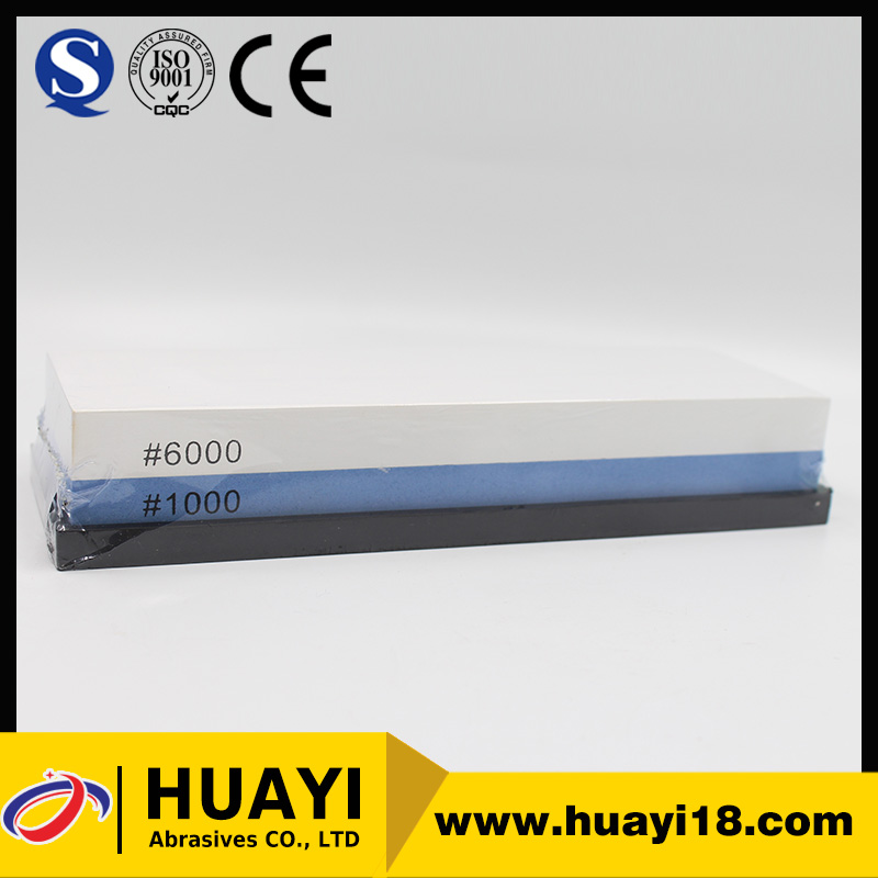China wholesale Abrasive Block Type 1000/6000 knife sharpening