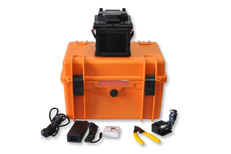 12V 50/60Hz Fiber Optical Fusion Splicer OFS-4108S