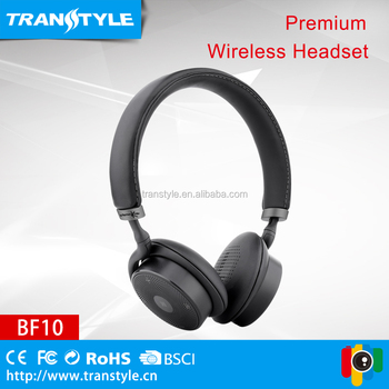 High Quality Wireless Stereo BF10C Headset
