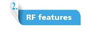 13.56MHZ NXP I CODE SLI-X RFID library label sticker for book management