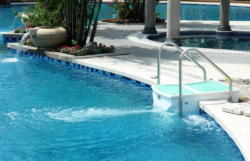 Завод питания CE утверждение бассейн фильтр для очистки воды