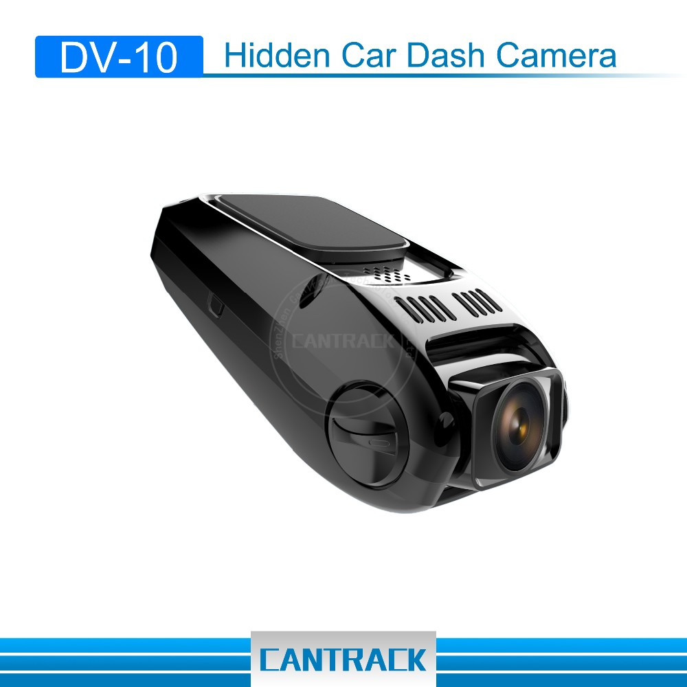 "CanTrack B40D 1.5"" LCD FHD 1080p 170 Wide Angle Dashboard Camera Recorder Car Dash Cam with G-Sensor, WDR, Loop Recording"