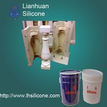 rtv de silicona para el yeso de hormign fibra pu