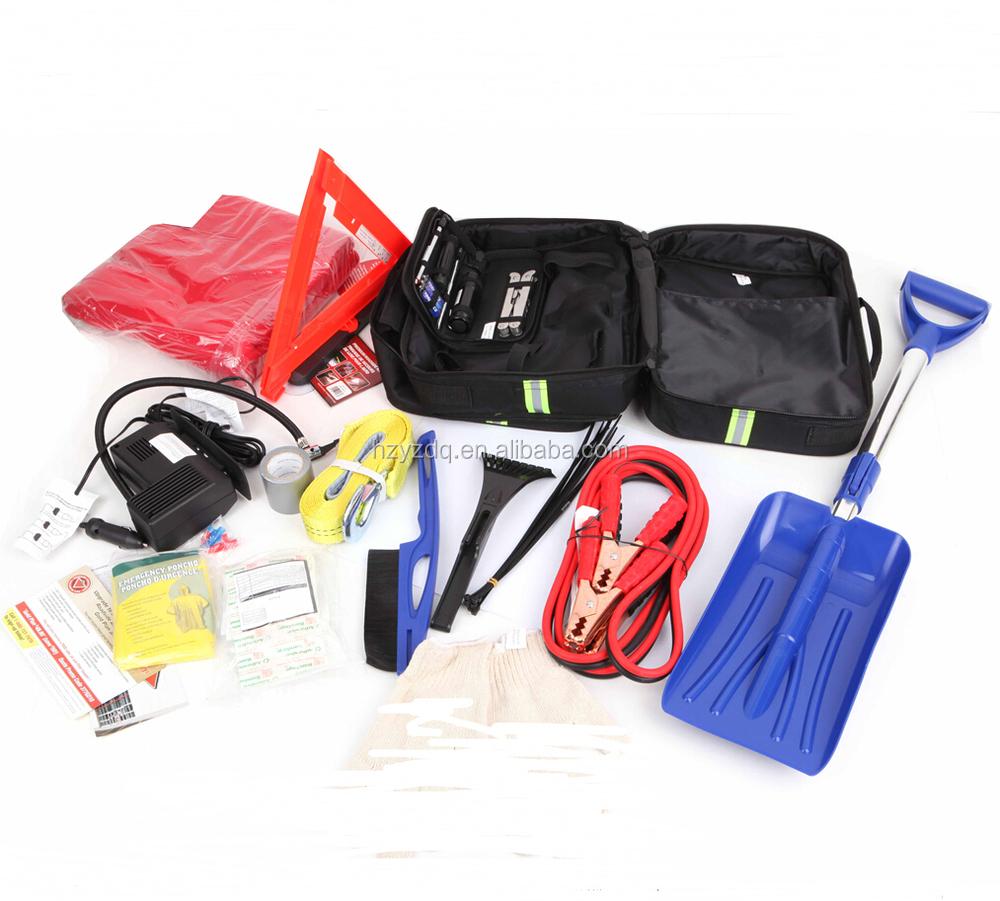 88pcs Car Winter Emergency Tools Kit - Premium