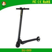 Electric Mini Chariot 24v 280w Foldable Scooter Carbon Fiber Electric Bike