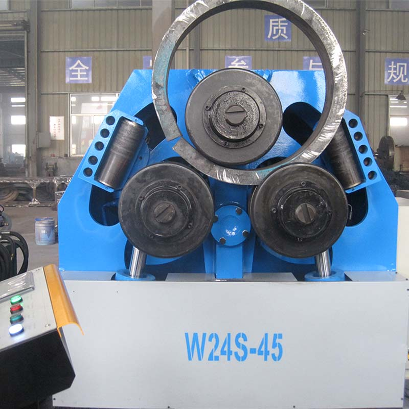 profile bending machine / tube rolling machine, angle steel bending machine
