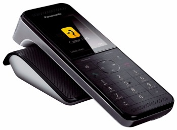 Panasonic Cordless Phone KX PRW110, DECT 1.8 Ghz, Wifi Interface, Modern  Design
