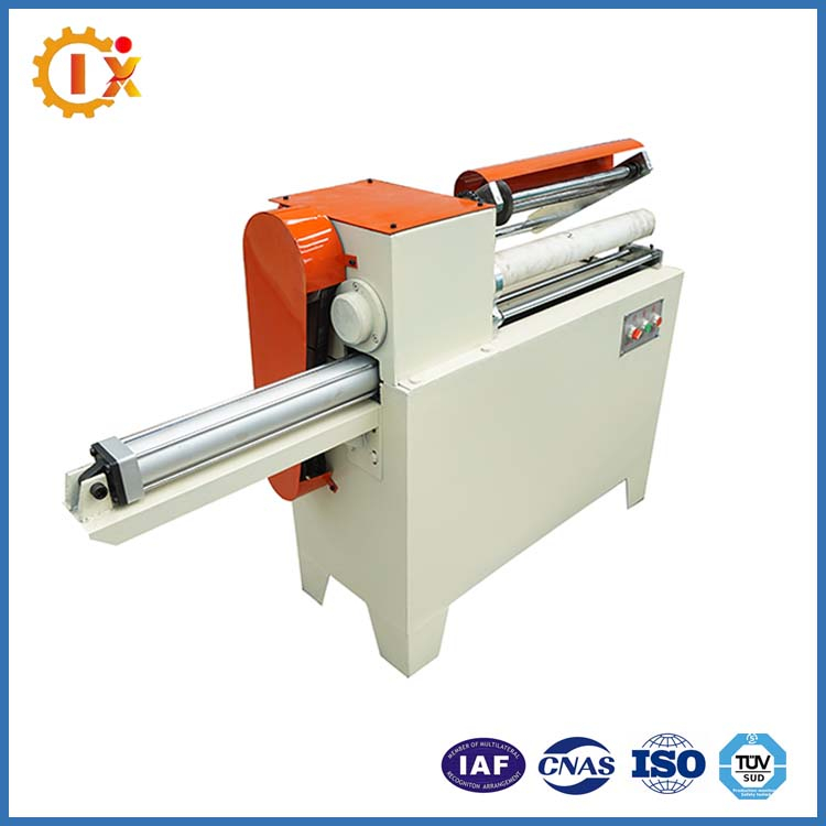 High-Efficient Pressboard Paper Roll Material Slitter