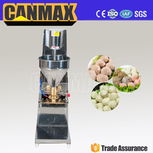 304 Stainless Steel meat ball making machinery , fish ball molding machine