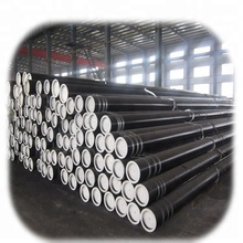 Trade Assurance Supplier API 5L ASTM A106 A53 China factory carbon seamless steel pipes used for petroleum pipeline
