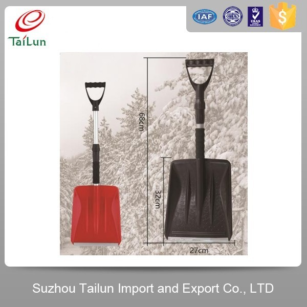 4000 SQM showroom wholesale shovel for snow removal