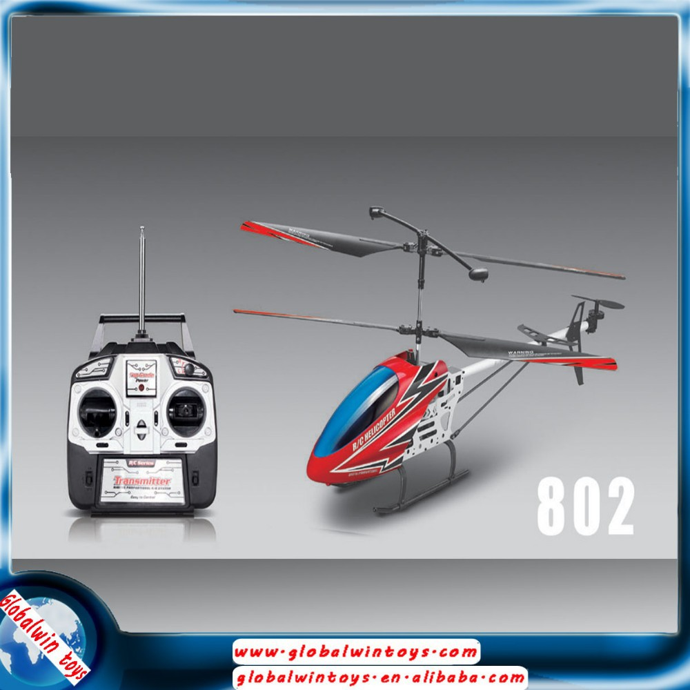 Alloy 3.5channel infrared remote control big airplane toys with LED light and gyro GW-TMJ802