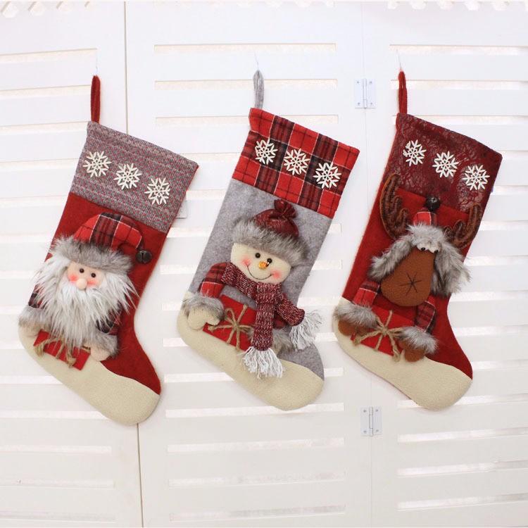 Christmas Stocking Holder.Vintago Plain Standing Christmas Stocking Holder Buy Standing Christmas Stocking Holder Christmas Stockings Plain Hristmas Stockings Product On