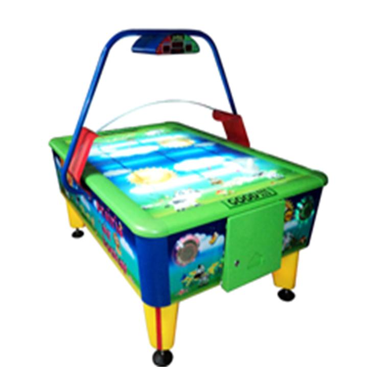 เด็กที่ดีที่สุดเล่นผลิตภัณฑ์ air ฮอกกี้และสระว่ายน้ำตารางผู้เล่นโลหะ air hockey ตาราง