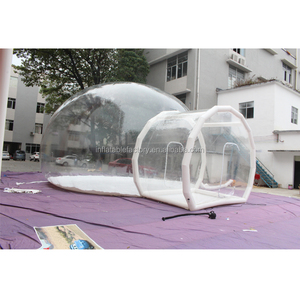 outdoor tent camping,inflatable transparent tent bubble house