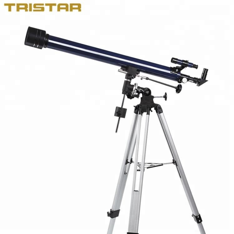 China 60900 refractor professional astronomical telescope with Tripod