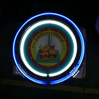 Promotional Neon Clock Distributor