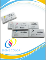 2015 Alibaba New Hot 200ml full compatible cartridge for Epson D700 With one time chip T7821-T7826 with dye ink