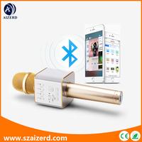 KTV Karaoke Handheld Mic Speaker with Multifunction
