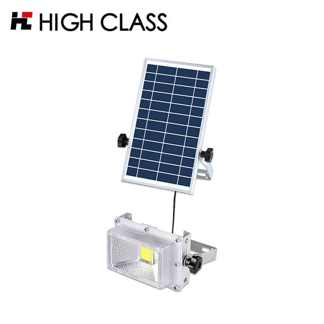 Industry 4.0 Smart Time Microwave Control 12V 10W 15w 30w 50w 80w 150w Outdoor IP65 Waterproof Sensor LED Solar Flood Light