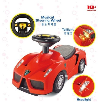 cheap plastic toy cars for kids to drive small baby slide car toy