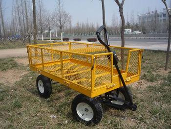 Wagon Garden Cart Nursery Trailer Heavy Duty Cart TC4205E