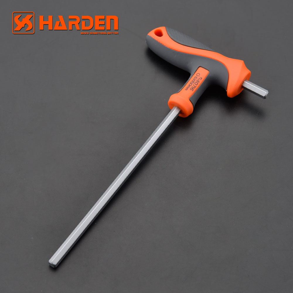 Professional Hand Tool T-HANDLE Hand Tool Hex Key 3X75mm Wrench Set