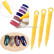 Fashion Tool Nail Design Dotting Manicure Gel Polish Nail Magnet Pen