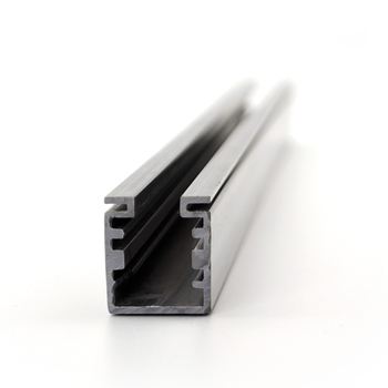 U channel PP PC Pvc corner extrusion plastic profile